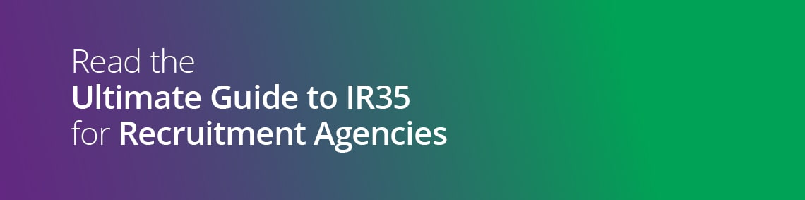Download our ultimate IR35 guide for recruitment agencies